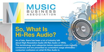 so, what is hi res audio?