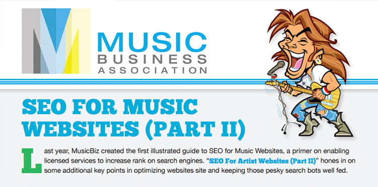 seo for music websites, pt. 2