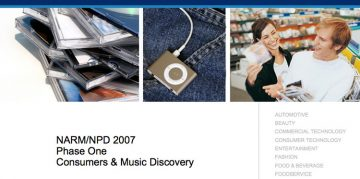 consumer & music discovery