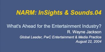 entertainment industry report